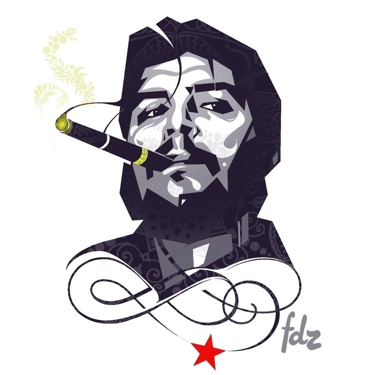 Che Guevara - cheguevara, cuba, politic - fdz-1239 | ello