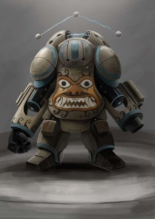 Futurista - characterdesign, character - juanco-1165   ello