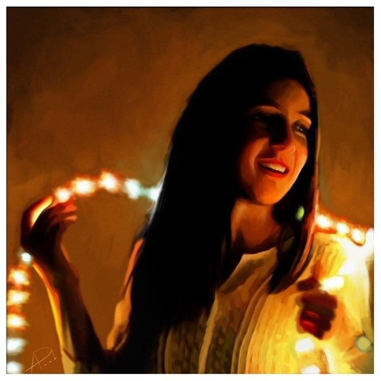 Glow Model: Carolina Figueiredo - apart-2857 | ello