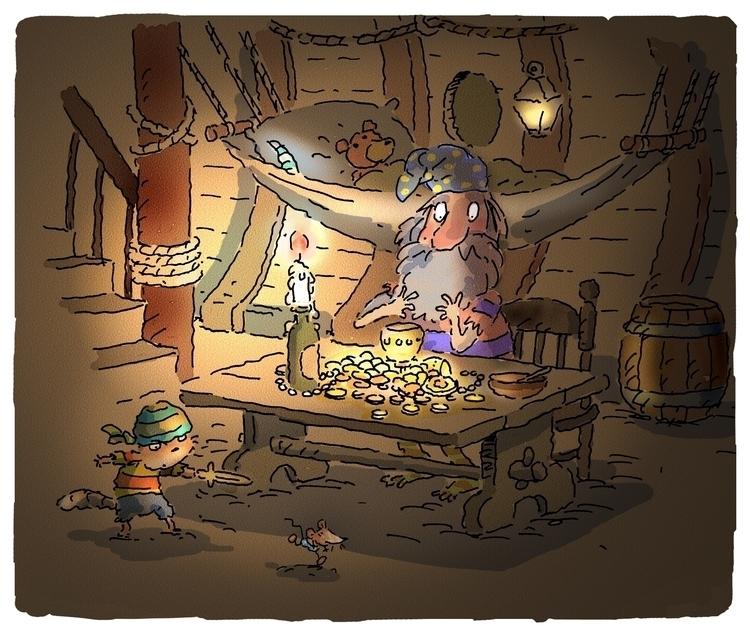 Pirates - pirates - mikegordon-2611 | ello