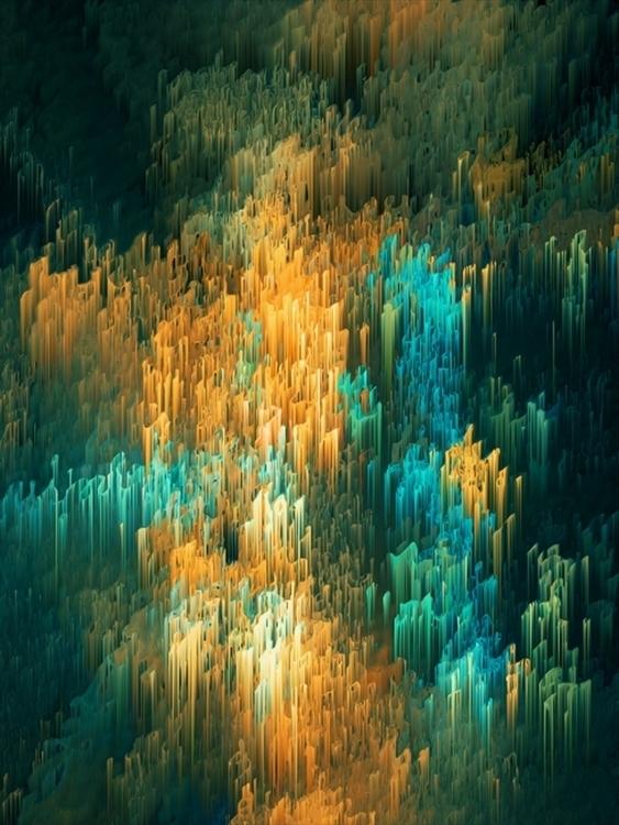 19. Soul Smoke - abstract, painting - raphaelsinclair | ello