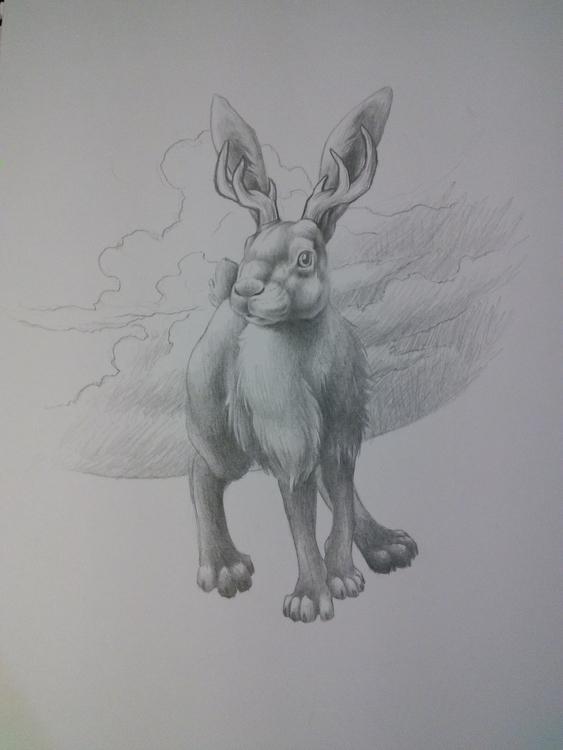 January sketch - karin-1115 | ello