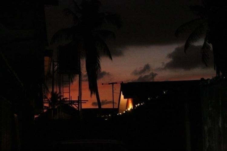 evening neighbourhood 2 - sunnyefemena   ello