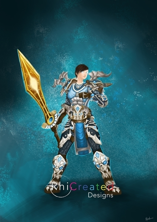 Enii - lvl 100 Deathknight, Gui - rhicreated | ello