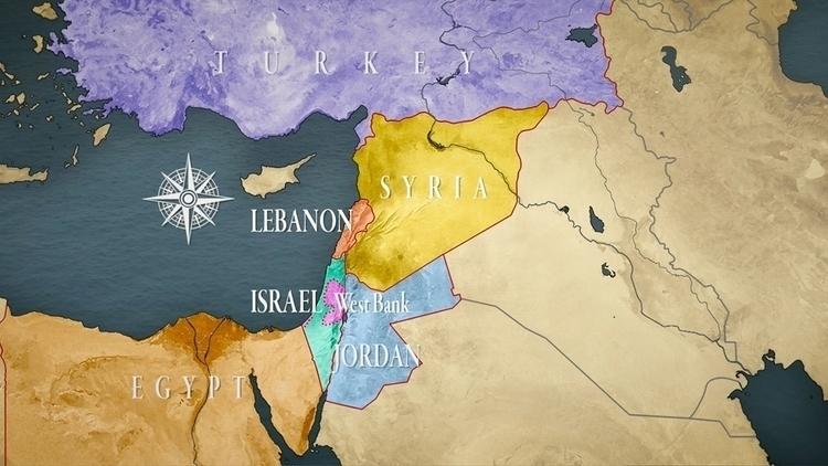 Holy Land' – animated map commi - pjb-1610 | ello