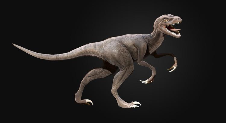 Raptor working - bas-1355 | ello