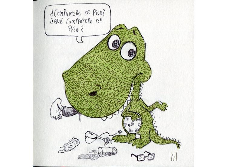 Puppets - drawing, illustration - mirilustra | ello