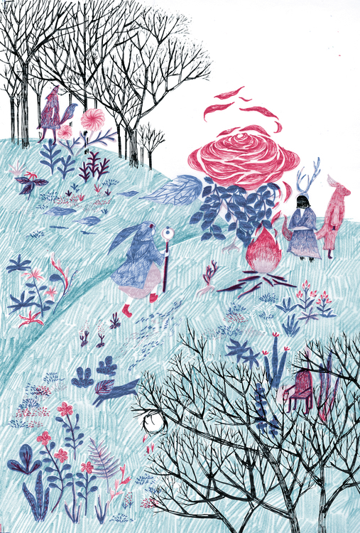 illustration, design, drawing - saki-4113 | ello