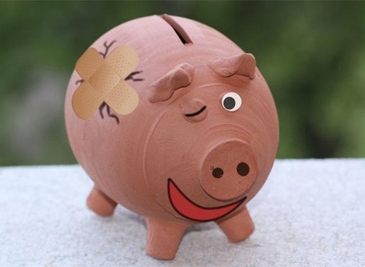 Pig - illustration, drawing - mirilustra | ello