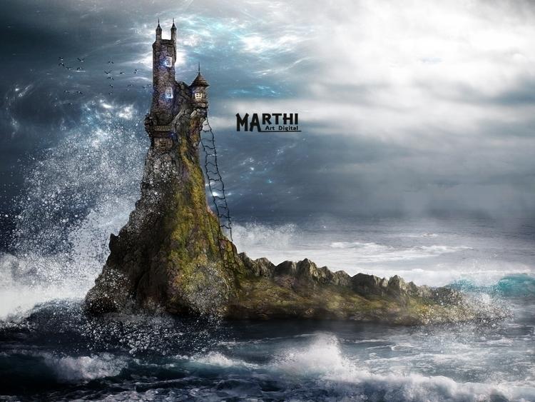 La torre de la princesa - marthi | ello