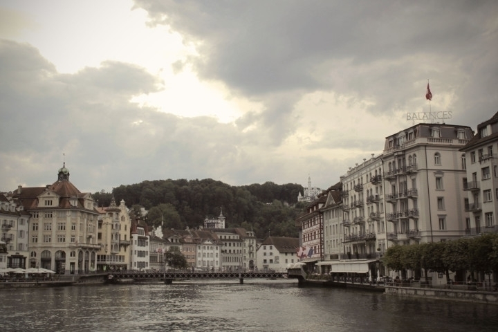 Lucerne - switzerland, photography - joanasantos | ello