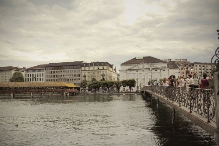 Lucerne - photography, photoshop - joanasantos   ello