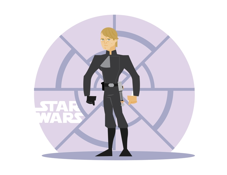 Throne Room Skywalker - starwars - dillonwheelock | ello