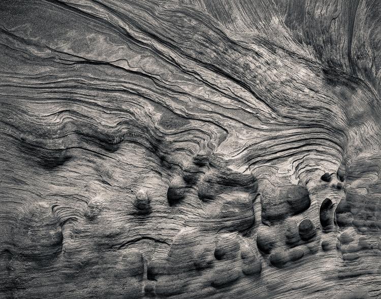 Rock Face, Wild Horse Canyon - photography - glpede48 | ello