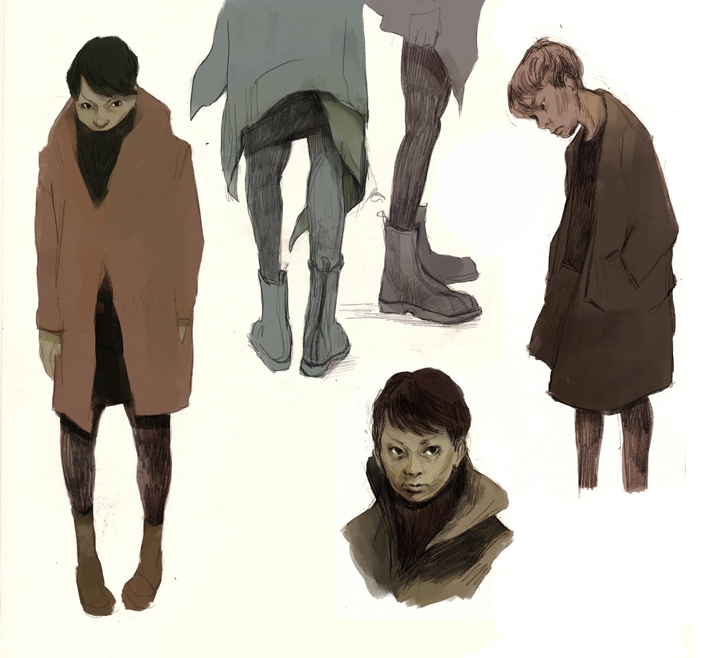 illustration, , thomkemeyer, digitalart - thomke-9244 | ello