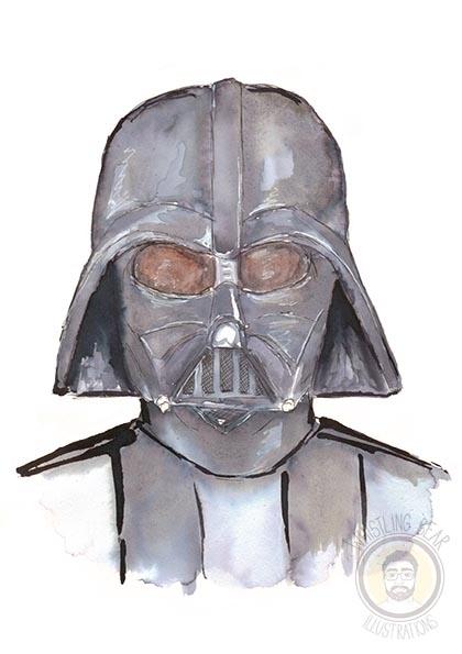 Darth Vader - starwars, starwars - whistlingbear | ello