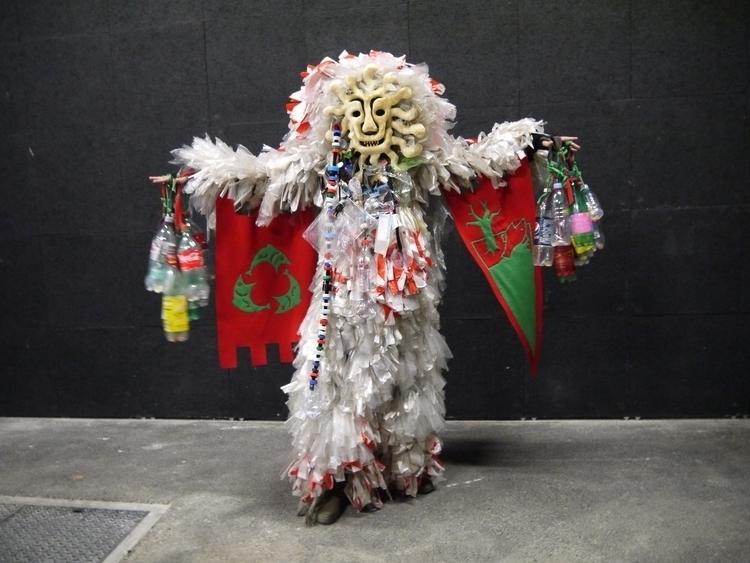 Polypoly, devil - plastic, recycledart - smouss | ello
