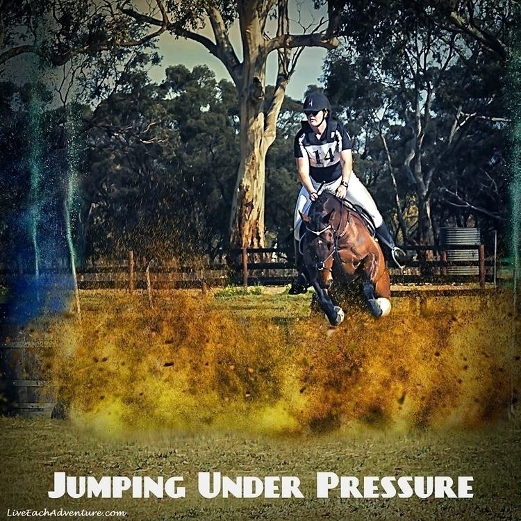 'Jumping Pressure' artistic equ - trevorbarre | ello