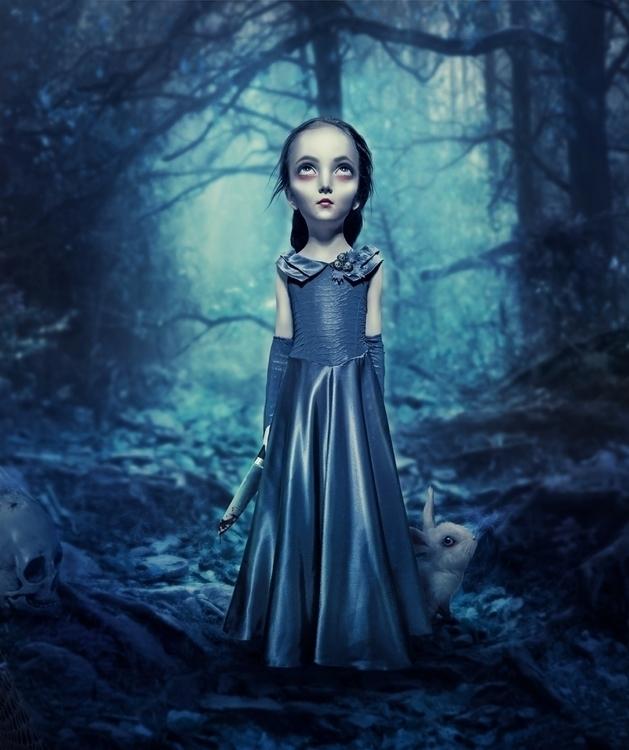 Remains Day - doll, aliceinwonderland - amarillis | ello