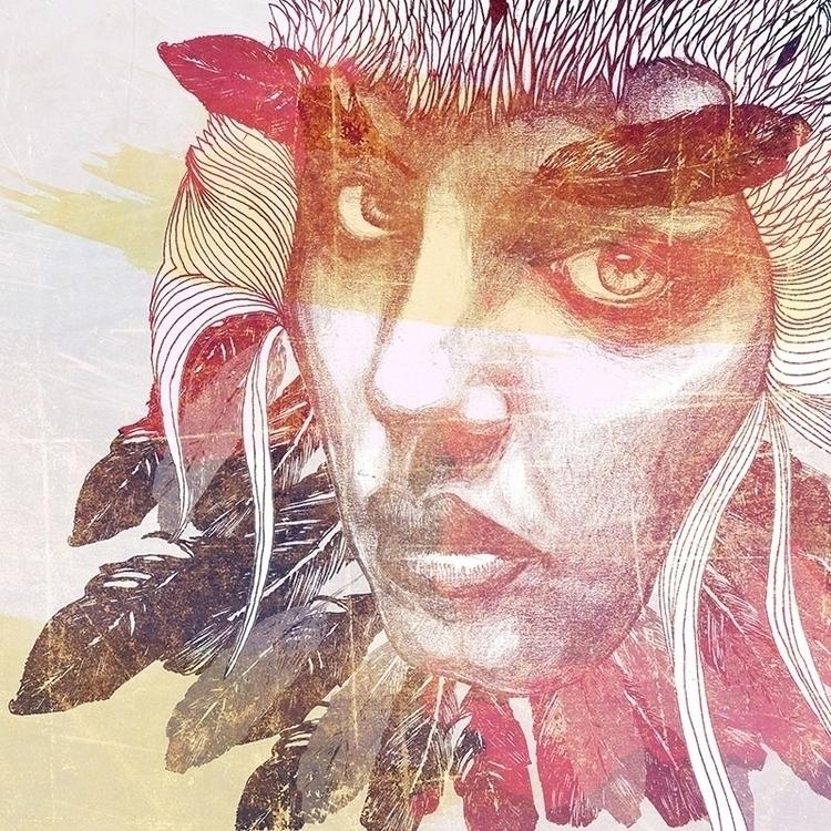 Owl / Design 2012 - illustration - karolina-4327 | ello