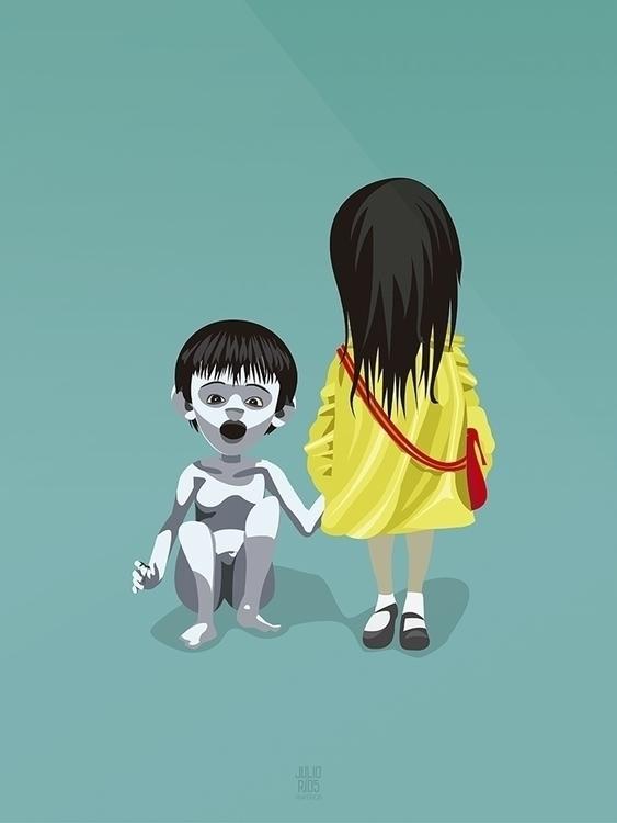 Los niños turbietes grudge | Da - juliorios | ello