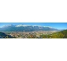 "panoramic view mountain ""Isel""  - leo_brix 