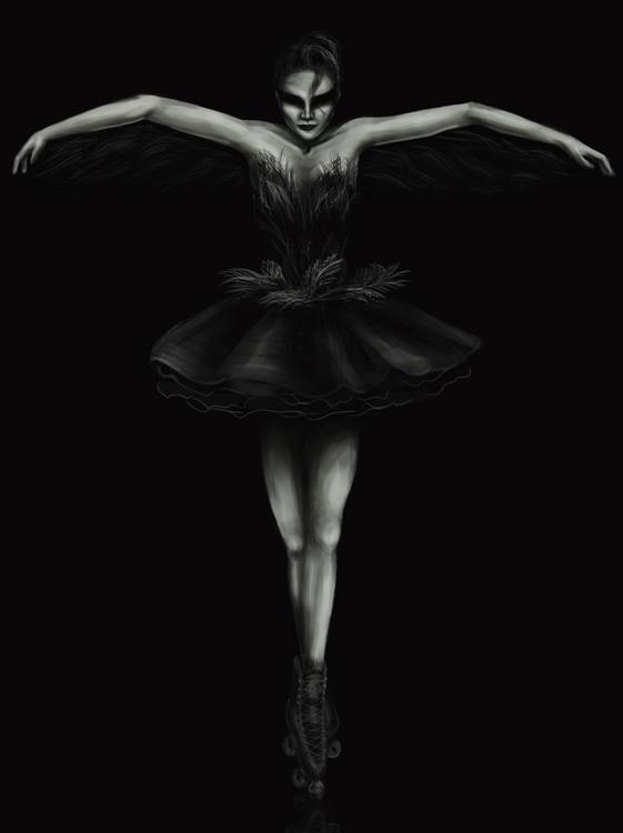 Black swan - rhayssakuckelhaus | ello