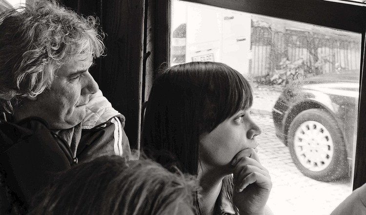 Window Tram (Lisbon, 2012 - photography - edendrummond   ello