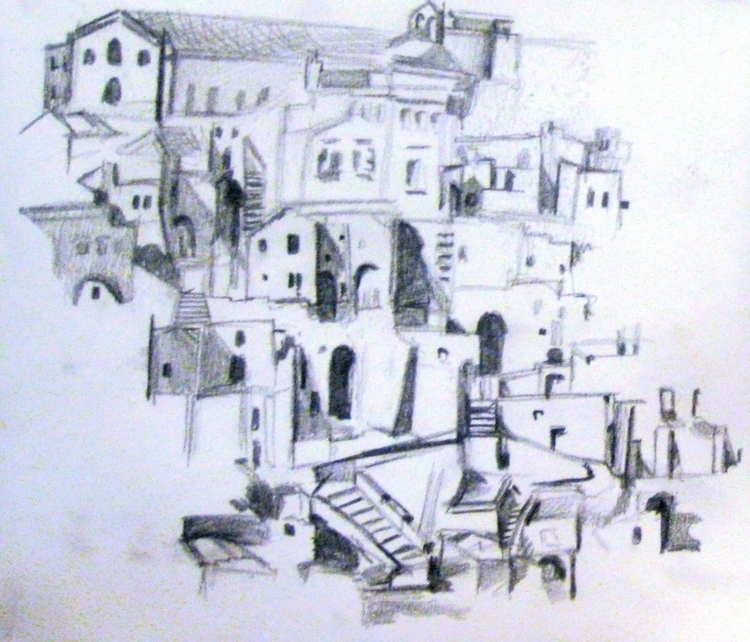 Matera, Italy - sassiitaly - ajurema | ello