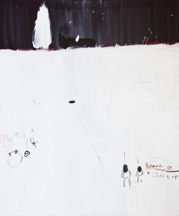Bravado - art, painting, contemporarypainting - kimbogruff | ello