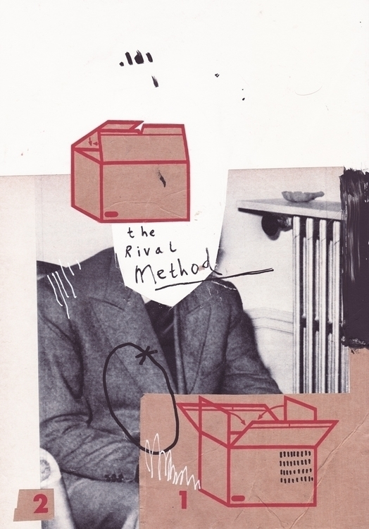 Rival Method - 1, art, collage, artistsonnabaroo - kimbogruff | ello