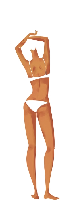 girl, tan, bikini - killienhuynh | ello