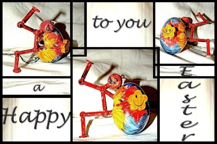 Happy Egg - artscrafts, craft, crafts - aiakira | ello