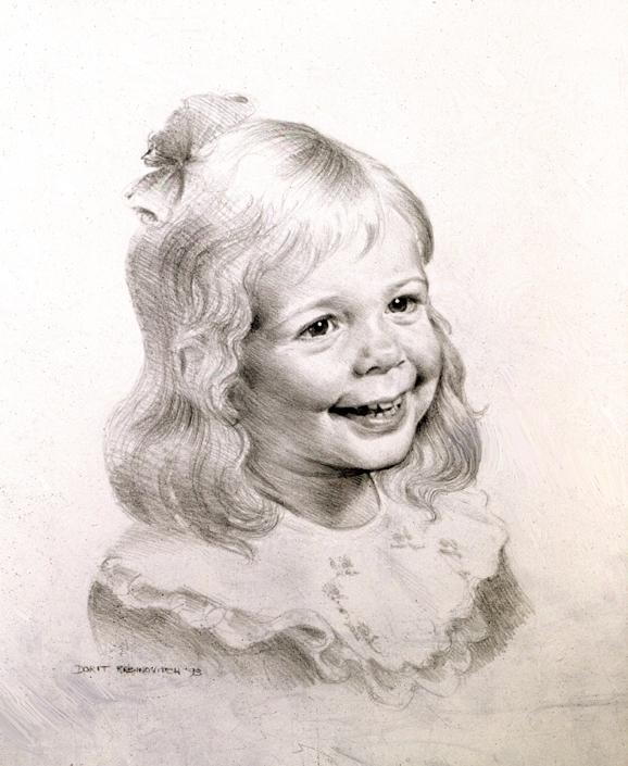 pencildrawing, portraiture - doritart | ello