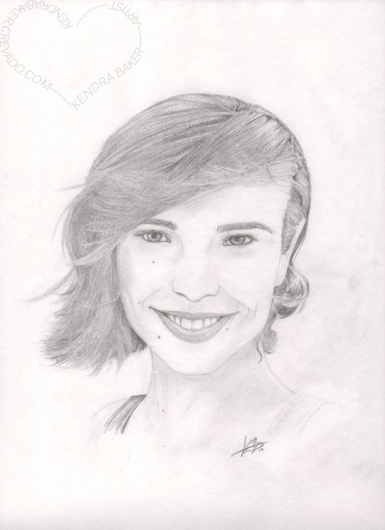 Rachel McAdams, Unpaid portrait - kendra-5062 | ello