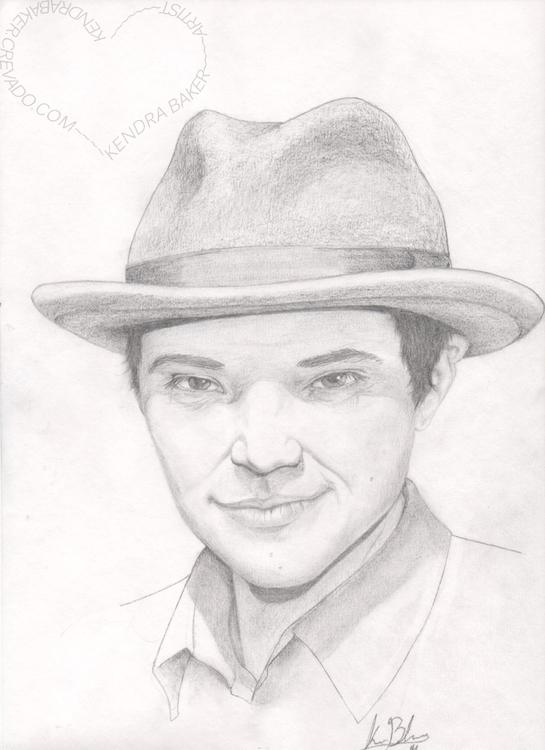 Rocco Deluca, unpaid Portrait,  - kendra-5062 | ello