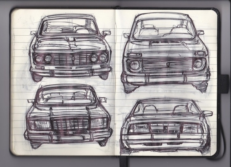 Coolest Ladas - automotive, sketchbook - petrolhead1992 | ello