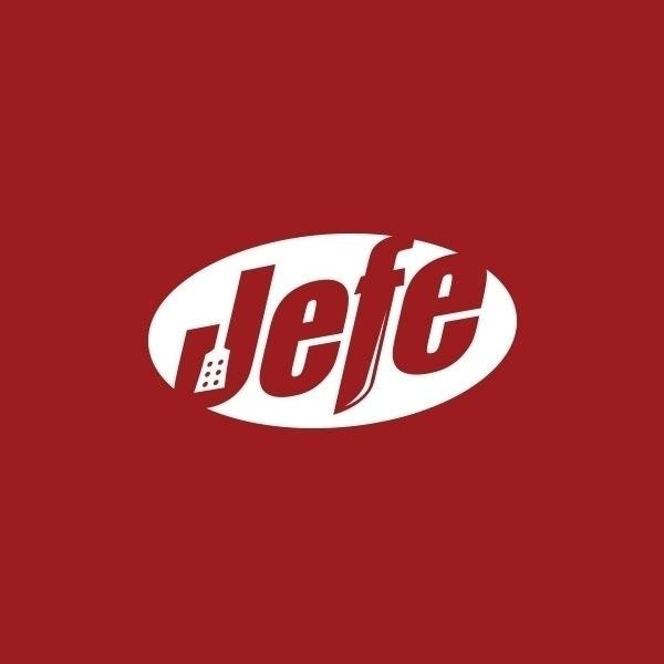 JEFE - logodesign, logo, vector - gregscale | ello