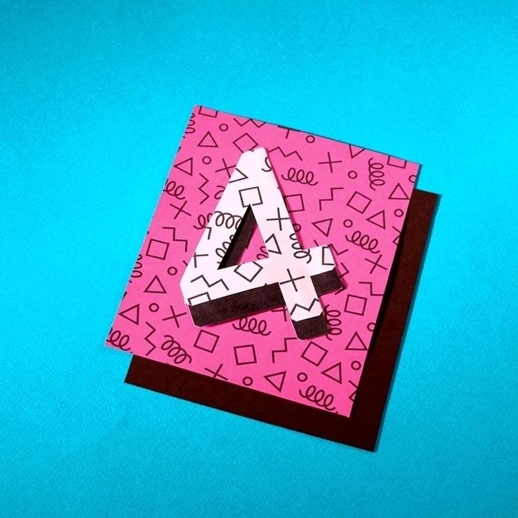 4 - 36daysoftype, typography, collage - katiecoughlan   ello