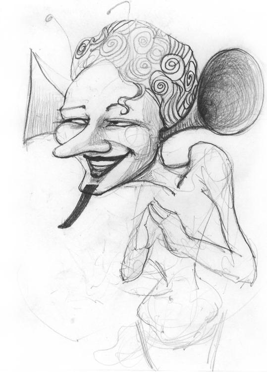 Curiosity | Sketch - liovamilla | ello