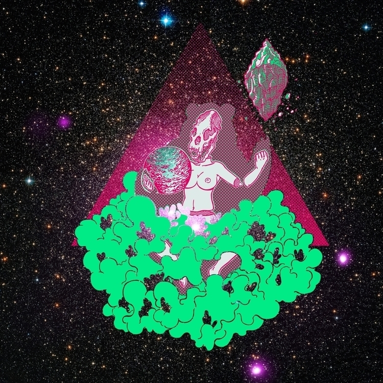 Space Dementia - space, universe - motxuel | ello