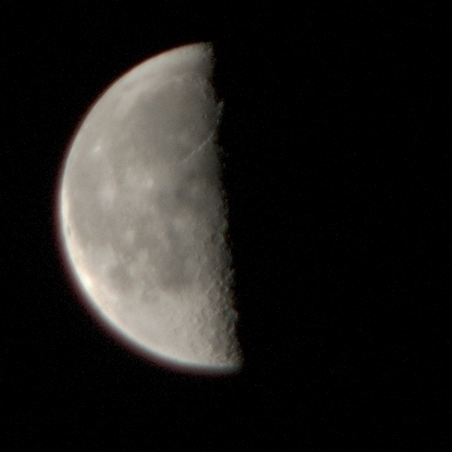 Moon 200mm lens - punpcklbw | ello