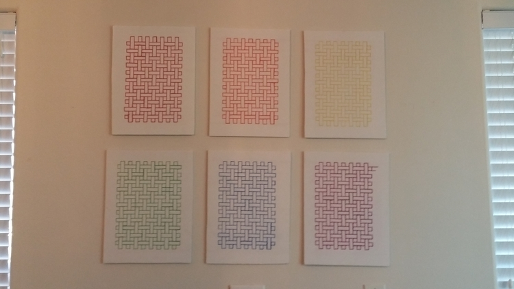 Finished pattern series - littleduffer20 | ello