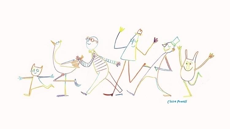 happy - illustration - cpowell-1234   ello