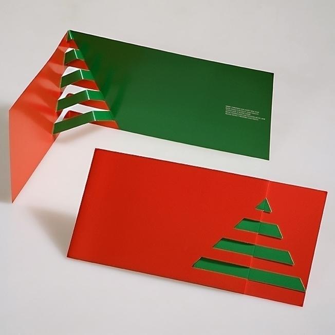 Christmas - 3d, popup, 3dpopup, kirigami - giovannirussografico-1091 | ello