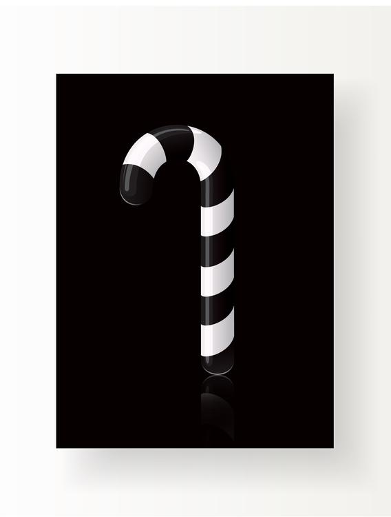BW - blackandwhite, lollipop, poster - cardula | ello