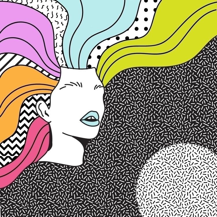 Waves - art, design, patterns, fashion - geelsee | ello