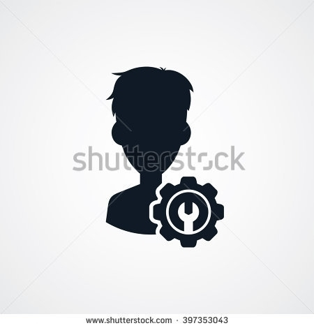 repair people - avatar portrait - vector1st | ello