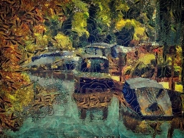 Gustav river - leighkemp | ello