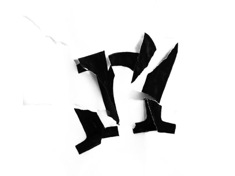 Letter Experiment - typographic - kirisartworks   ello